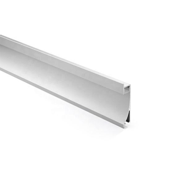 Led Skirting Lighting Aluminum Profile