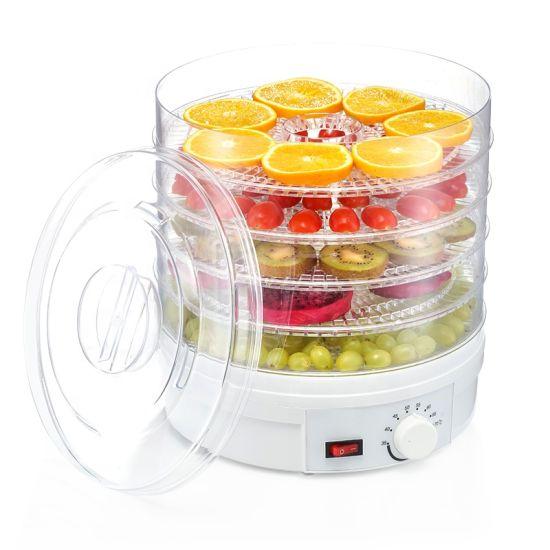 Mini Food Fruit Vegetable Raw Meats Household Dehydrator 220-240V