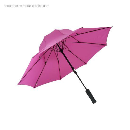 New Product Special Design Hat Shape Small Stick Rain Umbrella