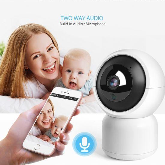 Robot Wireless HD IP WiFi CCTV Indoor Security Camera