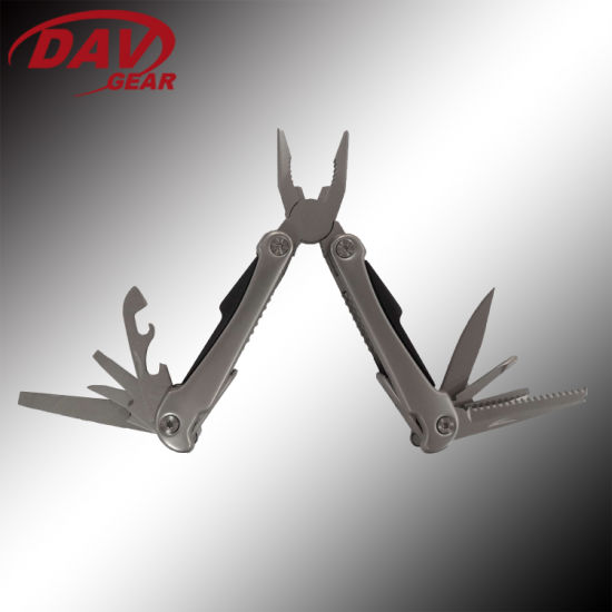 EDC Stainless Steel Handle Utility Folding Knife Mutil Tool