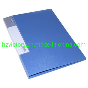 A4 Size PP Folder with 20 Sheets for Office Stationery (VFF 2)