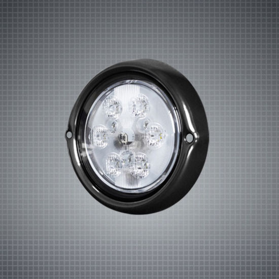 Offroad Round Waterproof LED Tractor Truck Work Driving Lamp