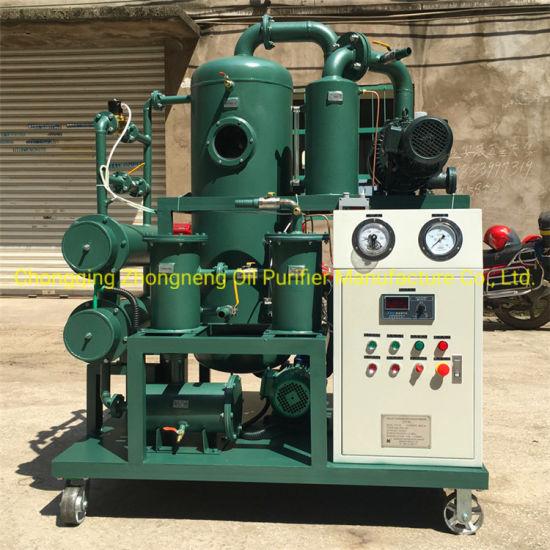 Transformer Micro Filtration Oil Purification Machine