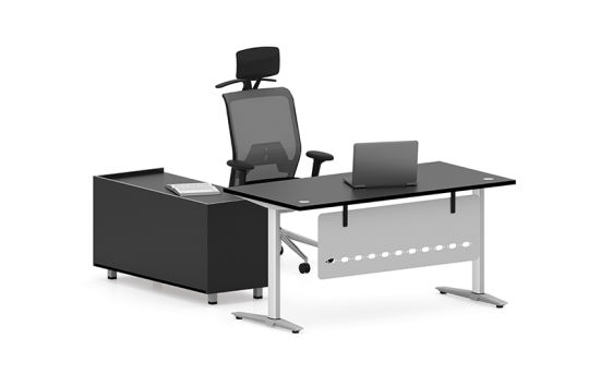 Modern Neat Deaign Office Furniture Manager Executive Desk (SEDK1011)