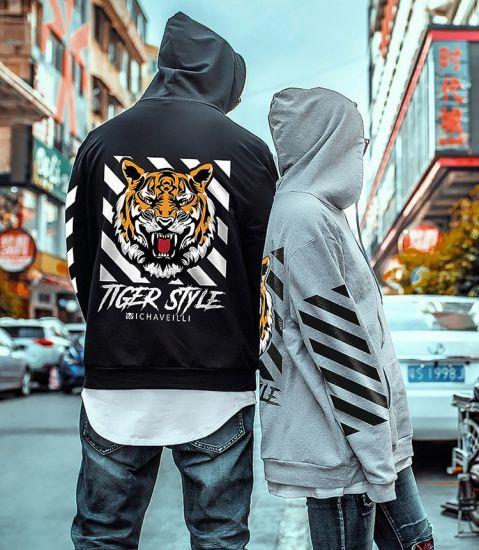 2019 Personalized Custom Made High Quality Fashion Hoody / Custom Hoodies Embroidered