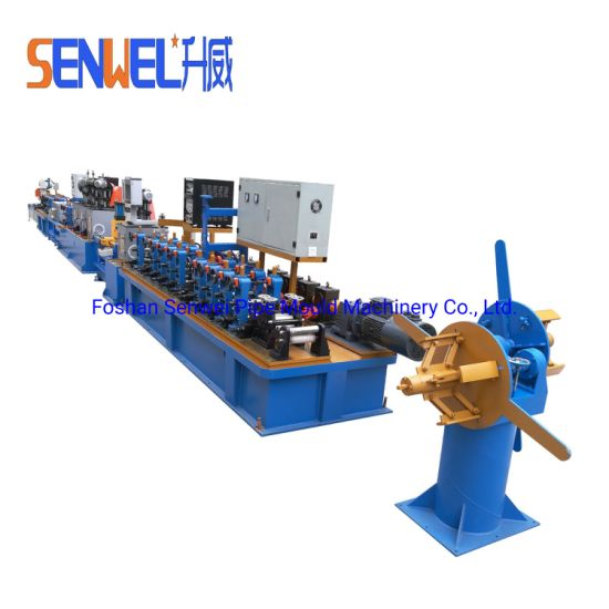 Stainless Steel Automobile Tube Making Machine