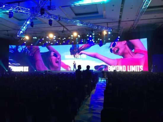 Indoor Outdoor P5.95 P2.6 P2.97 P3.91 P4.81 Full Color LED Display Screen for Rental Events