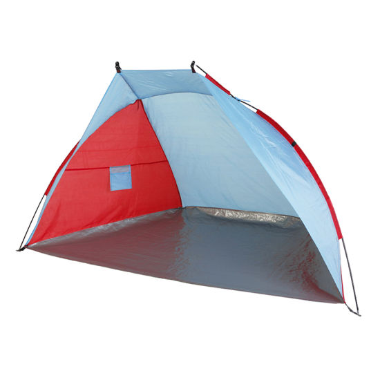 Colorful Outdoor Folding Shelter Polyester Camping Fishing Tent