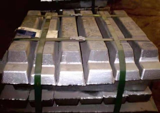 Good Quality Zinc Ingots 99.995% Manufacturer/Zinc Ingot Supplier Made in China