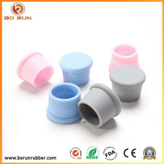Fashionable Food Grade Wine Bottle Rubber Stopper with Good Looking