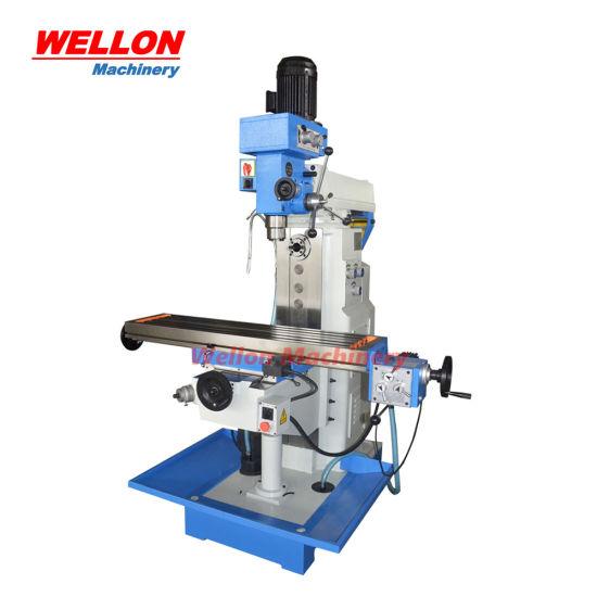 Universal Drilling Milling Machine Zx6350c Milling Machine Price