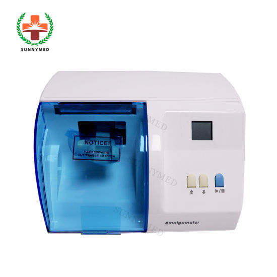 Sy-M033 Amalgam Mixer Dental Instruments Portable Dental Amalgamator