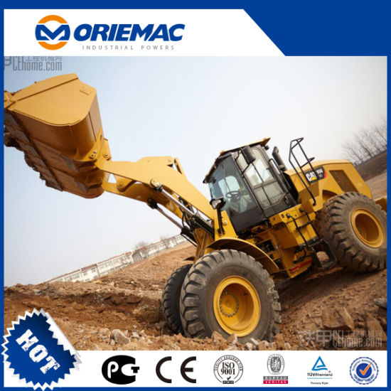 Construction Machine Caterpillar Large Cat 990K 9 Tons Hydraulic Front End  Wheel Loader for Sale