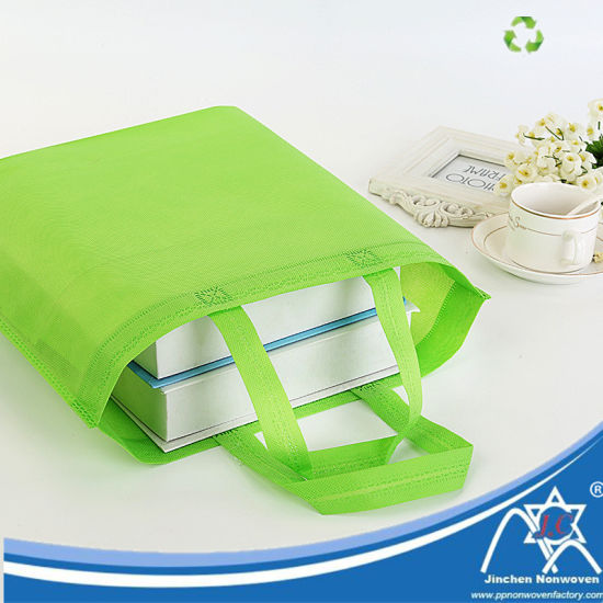 Cosmetic Box Packaging Green Nonwoven Recycle Promotional Eco Friendly Bag pictures & photos