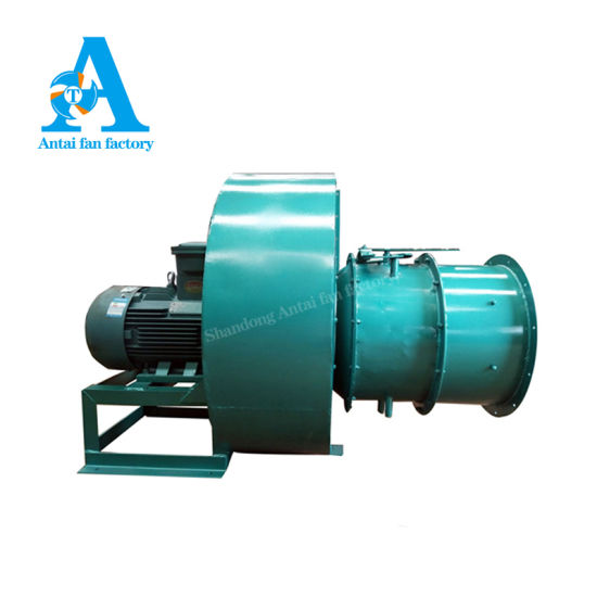 Low Pressure High Air Flow Industrial Centrifugal Fan Blower for Ventilation and Air Change