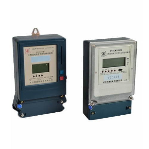LCD Display Anti-Tamper Smart Electric / Power / Kwh Meter