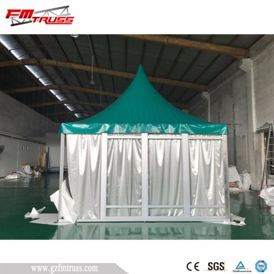 China Outdoor Canopy Gazebo Party Tent For Wedding Reception Uv