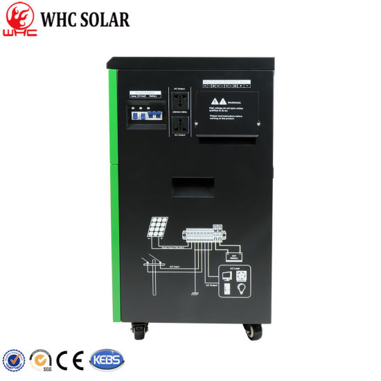off Grid 1500W Solar Power System for Home pictures & photos