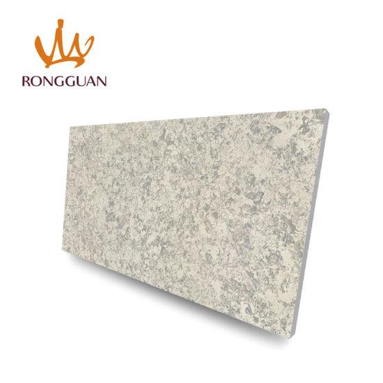 Cheap Price Granite Imitate Synthetic Artificial Quart Stone Slab