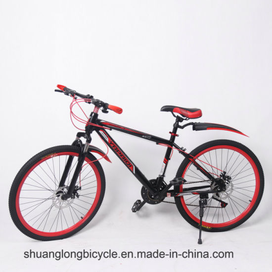 21s Popular New Style Cheap Mountain Bicycle (9637C) pictures & photos