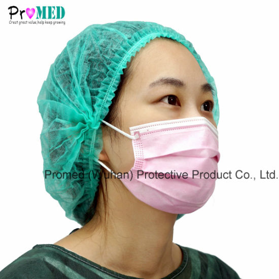 Medical Procedure ce Mask Dust Exam Surgeon soft Disposable nonwoven Paper Isolation Protective iso13485 mouth Hospital Pp Fda Surgical Dental