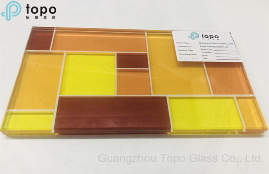 Special Laminated Wire Fabric Lattice Glass (PLW-TP)