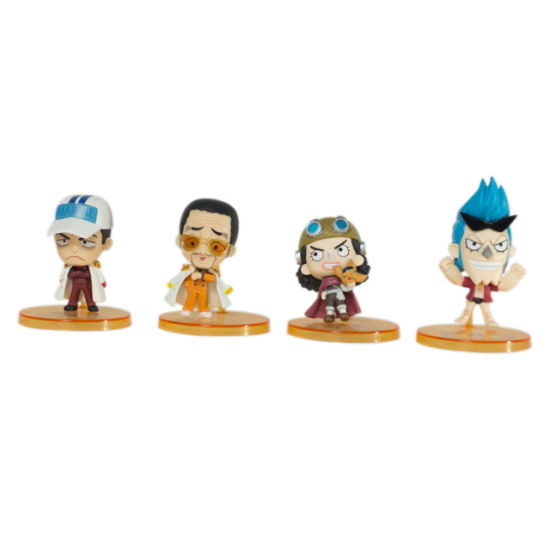 PVC Anime One Piece Action Figures