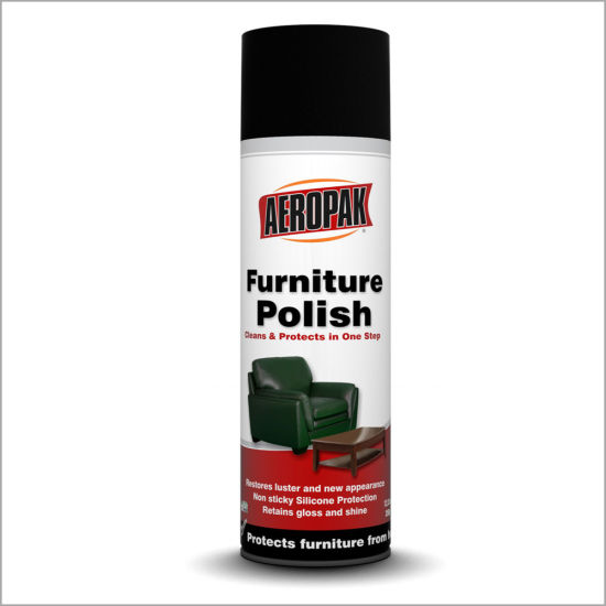 Aeropak Est Furniture Polish Spray