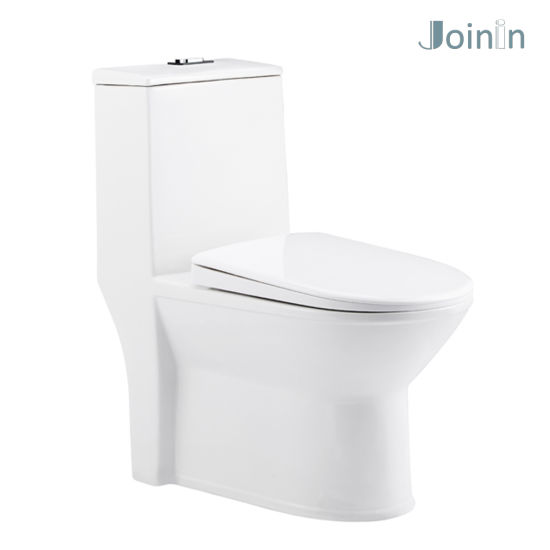 Sanitary Ware Bathroom Ceramic Wc Toilet Bowl From Chaozhou with Accessories (JY1302) pictures & photos