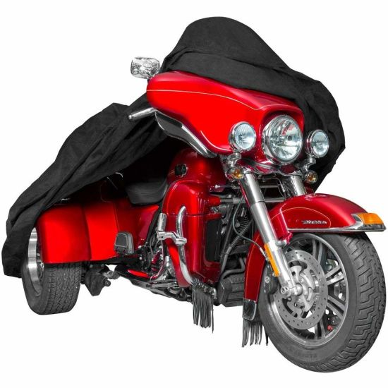 Motorcycle Accessory Ramps Standard Trike Motorcycle Storage Cover