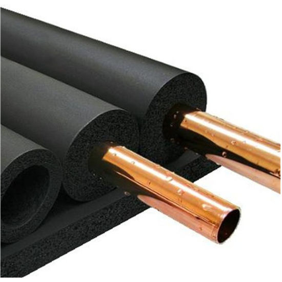 Rubber Foam Insulation Hose Tube for Air Conditioning Insulated Copper Pipe