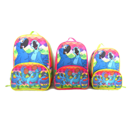 Fashion School Backpack Bag for Students/Kids with Rio2 (UBK14067)