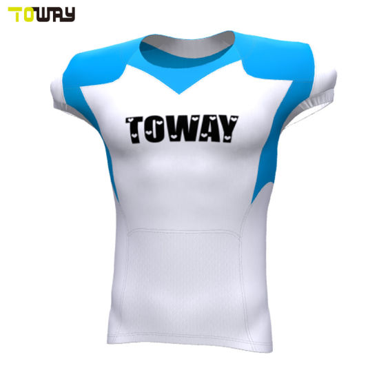 6146429b2 China Wholesale Customized Sublimated American Football Jerseys ...