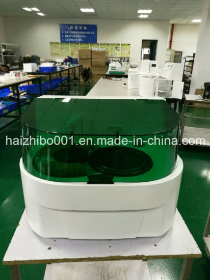Medical Full Automatic Biochemistry Analyzer Equipment (HP-CHEM100Y) pictures & photos