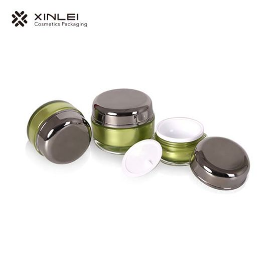 Wholesale Custom Luxury 15g 30g 50g Cosmetics Packaging Face Cream Serum Skin Care Cosmetic Bottle Sets