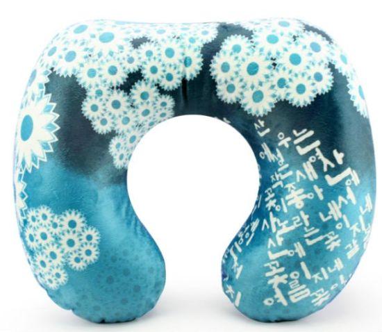 Inflatable Neck Cushion, Meets En71 Standards