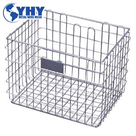 Metal Wire Bicycle Bike Wire Basket