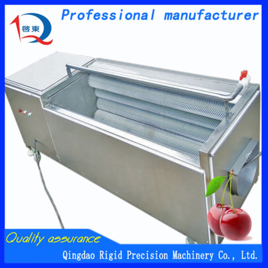 Food Machinery Vegetable Washing Potato Peeling Machine pictures & photos