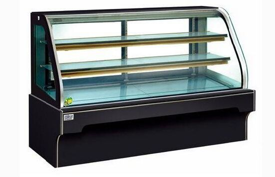 Used for Cake Display Refrigerator Showcase pictures & photos