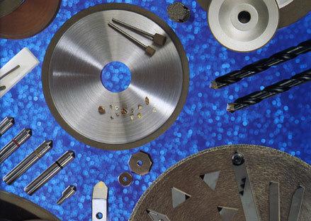 Diamond & CBN Grinding Wheels, Superabrasives