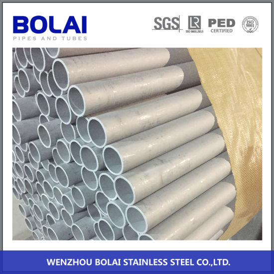 Wenzhou Bolai Brand 304 Stainless Steel Pipe