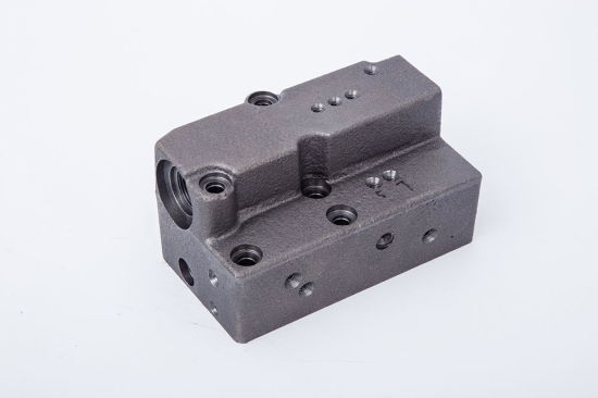 High Quality Ductile Cast Iron Gearbox Housing Machinery Parts with Precision Machining