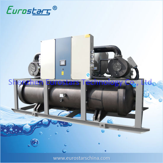 Industrial Screw Air Cooled Water Cooled Water Chiller pictures & photos