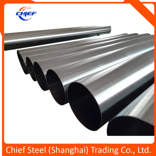 Welded Stainless Steel Pipe ASTM A213/A213m ASTM A312/312m /JIS G3459 / DIN2462 /DIN17006 / DIN17007