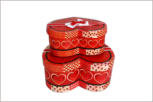 Hot Sale Heart Shape Chocolate/Candy/Cake Paper Gift Packaging Box pictures & photos