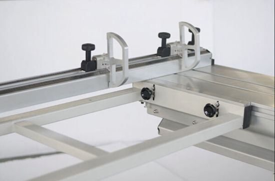 High Precision Woodworking Tool Sliding Table Panel Saw pictures & photos