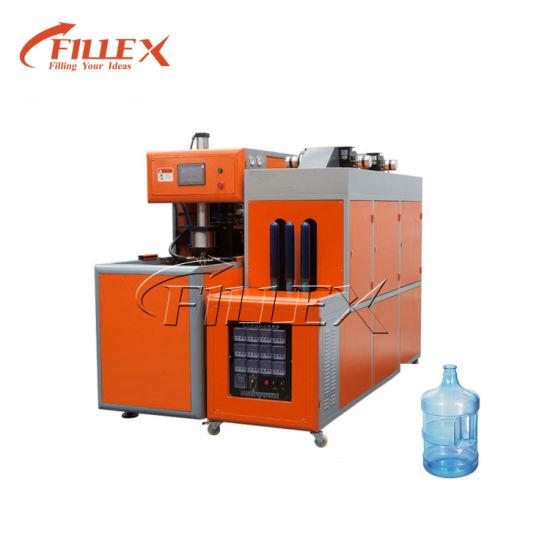 Semi Auto 5 Gallon Bottle Blowing Machine Pet Bottle Blow Molding Machine