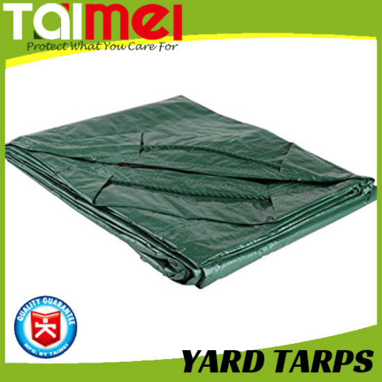 Yard Tarp/Leaf Hauler/ PE Tarpaulin pictures & photos
