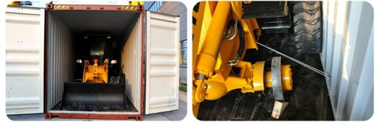 High Quality Pay Small Loader with Ce pictures & photos